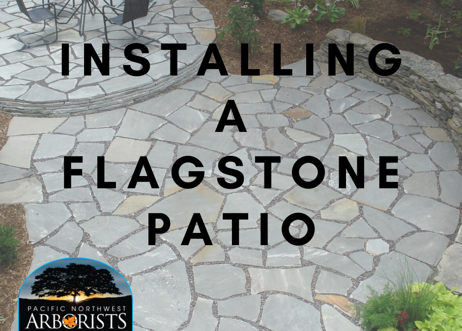 How to Install a Flagstone Patio
